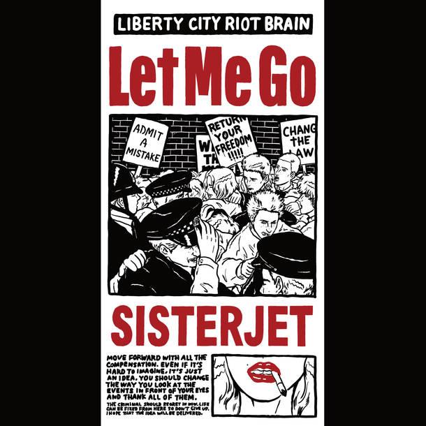 SISTERJET『LET ME GO』