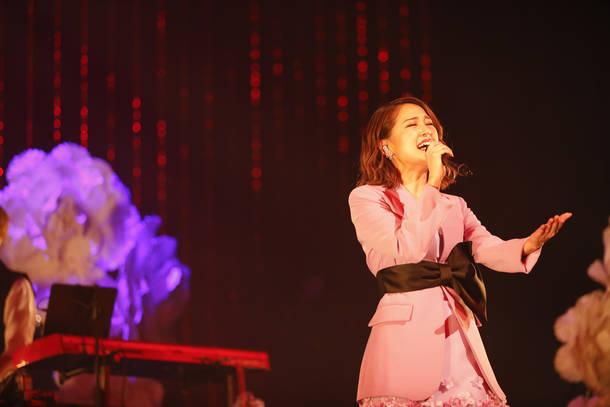 2月16日(日)@EX THEATER ROPPONGI 撮影:石井亜希