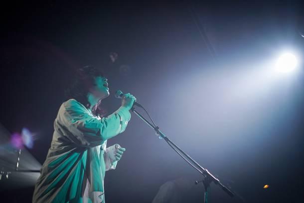 2020年2月16日 at 恵比寿LIQUIDROOM(photo by Daisuke Miyashita)