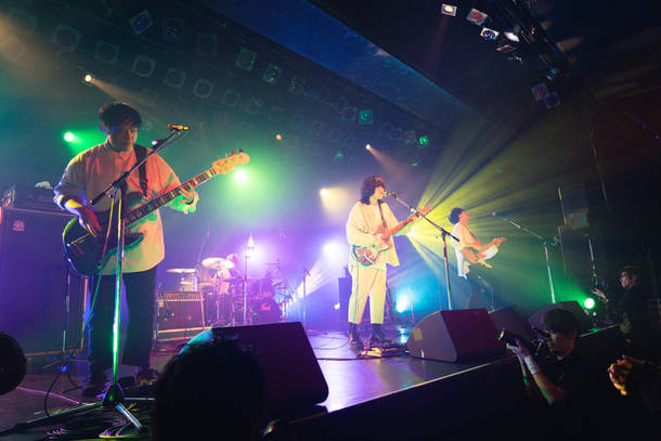 2020年2月16日 at 恵比寿LIQUIDROOM(photo by Kisa Nakamura)