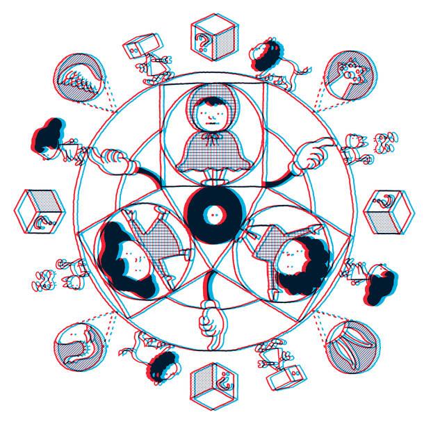パッケージ作品『あたりまえつこのうた』【LP盤】