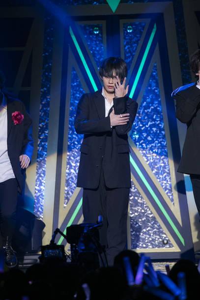2月23日@Zepp Tokyo photo by  米山三郎