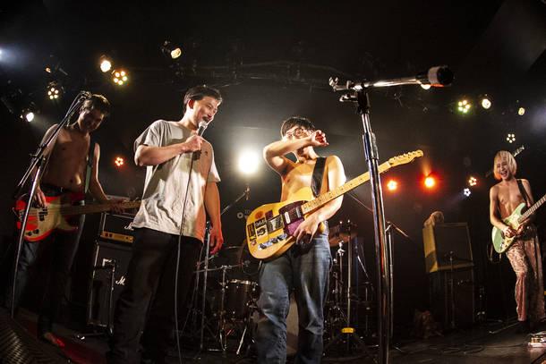 2020年2月14日 at 新代田FEVER