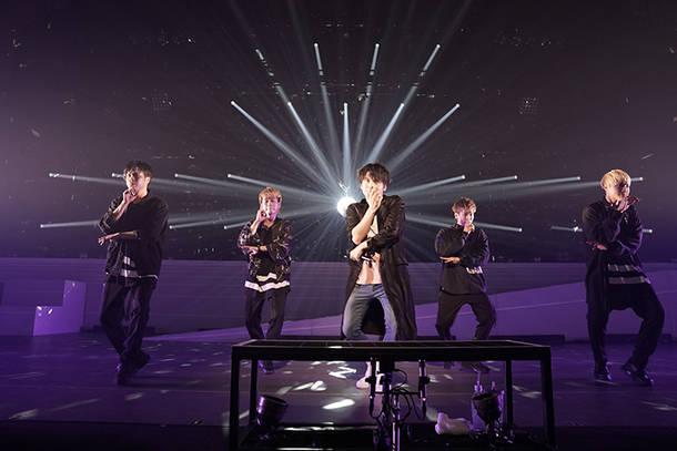 2月24日@パシフィコ横浜 国立大ホール photo by  上飯坂一