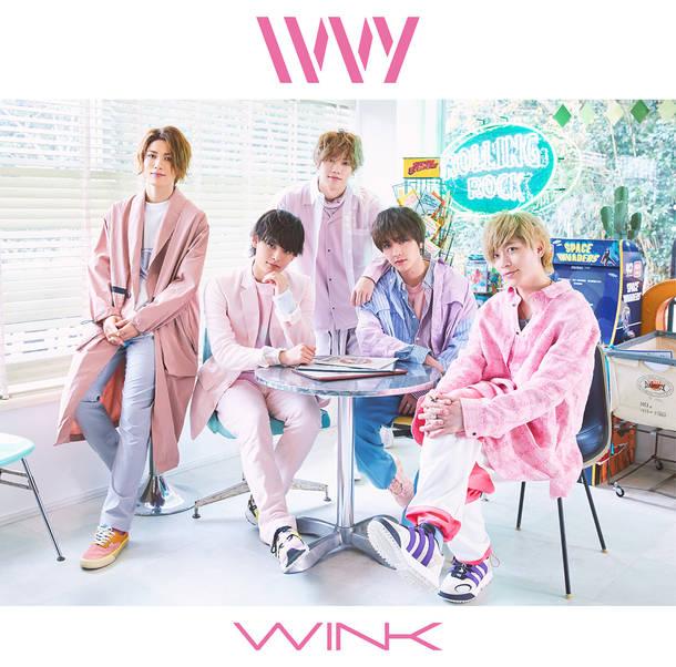 シングル「WINK」【初回限定盤】(CD+Blu-ray)