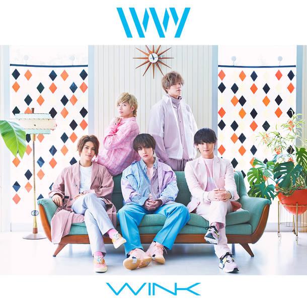 シングル「WINK」【通常盤】(CD)