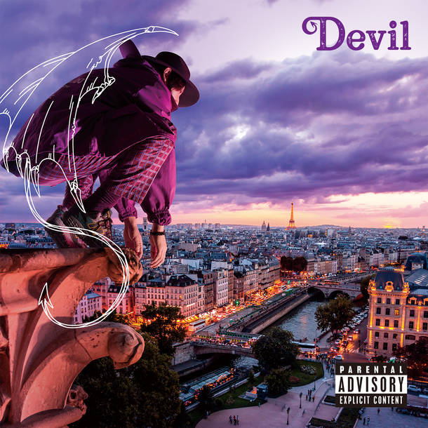 アルバム『Devil』【CD+DVD】