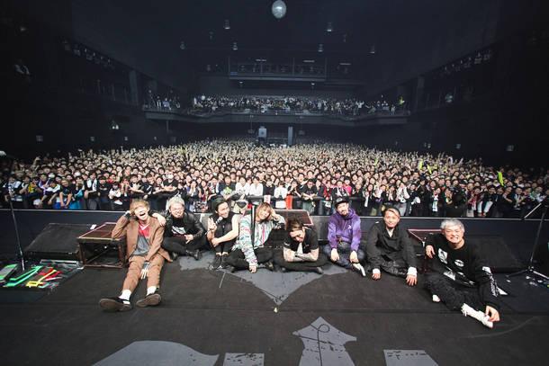 2月18日@Zepp Tokyo