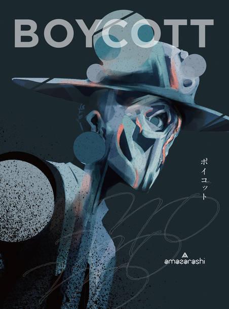 アルバム『ボイコット』【初回生産限定盤A】(2CD+Blu-ray+特殊パッケージ)