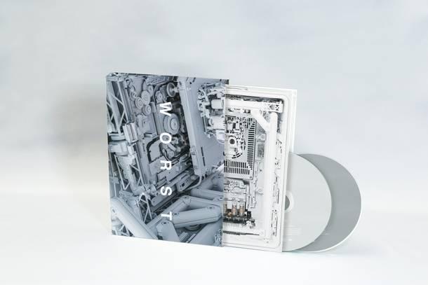 アルバム『worst -Complete Box-』展開図
