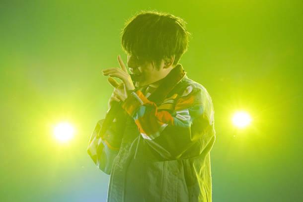 【内田雄馬 ライヴレポート】 『YUMA UCHIDA 1st LIVE TOUR 「OVER THE HORIZON  〜&Over〜」』 2020年2月24日  at パシフィコ横浜 国立大ホール