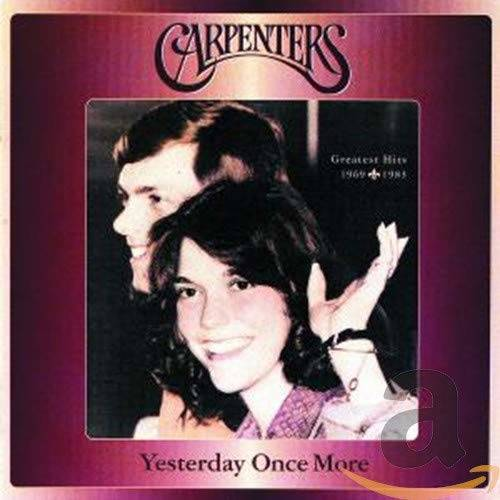 「Yesterday Once More」収録アルバム『Yesterday Once More』/Carpenters