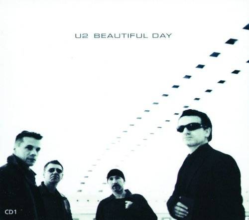 「Beautiful Day」収録シングル「Beautiful Day」/U2