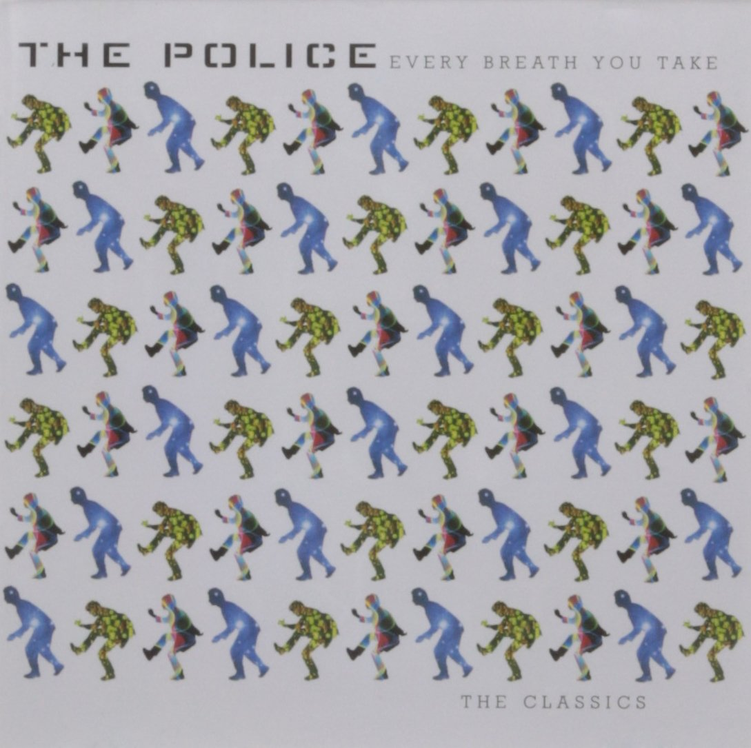 「Every Breath You Take」収録アルバム『Every Breath You Take』/The Police