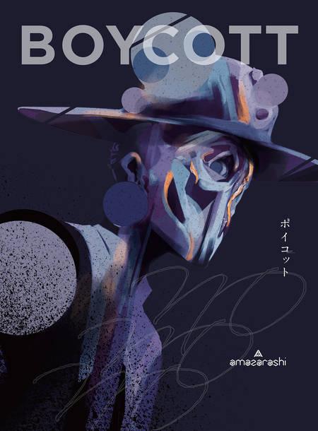 アルバム『ボイコット』【初回生産限定盤B】(2CD+Blu-ray+特殊パッケージ)