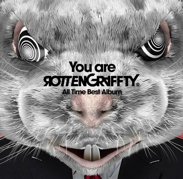 ベストアルバム『You are ROTTENGRAFFTY』【通常盤】