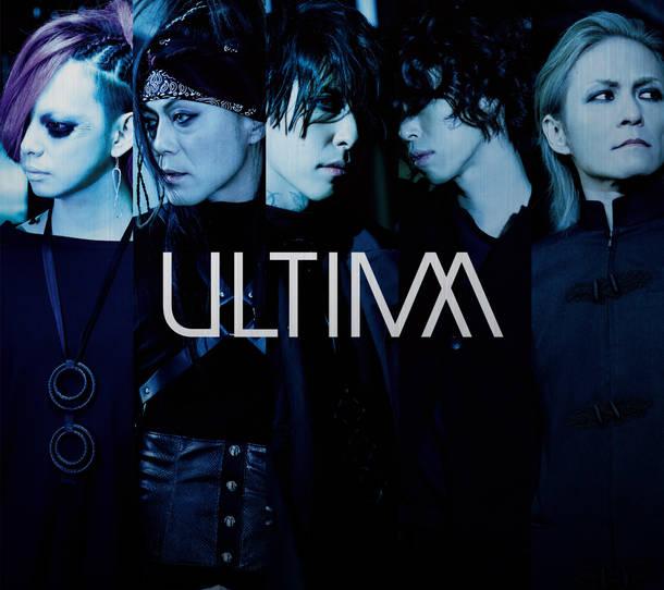 アルバム『ULTIMA』【初回限定盤(DVD付)】