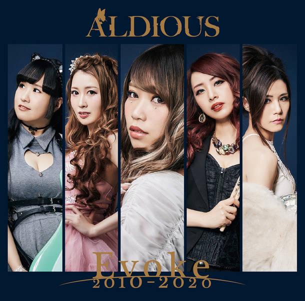 アルバム『Evoke 2010-2020』【限定盤】(CD+DVD)