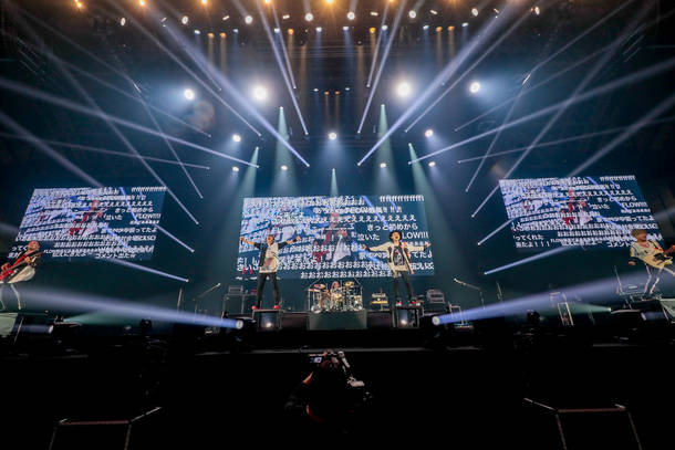 2020年2月24日  at 幕張メッセイベントホール(photo by Eri Shibata)