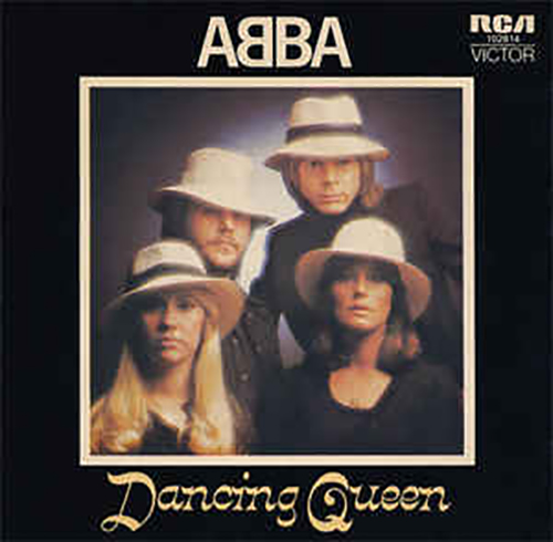 シングル「Dancing Queen」('76)/ABBA