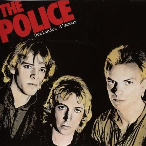 『Outlandos d'Amour』('78)/The Police