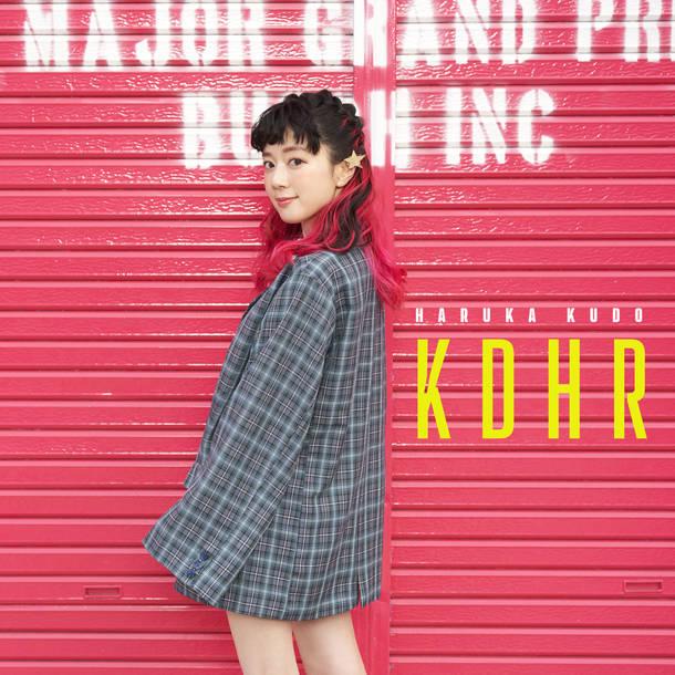 ミニアルバム『KDHR』【TYPE-B】(CD+M-CARD)