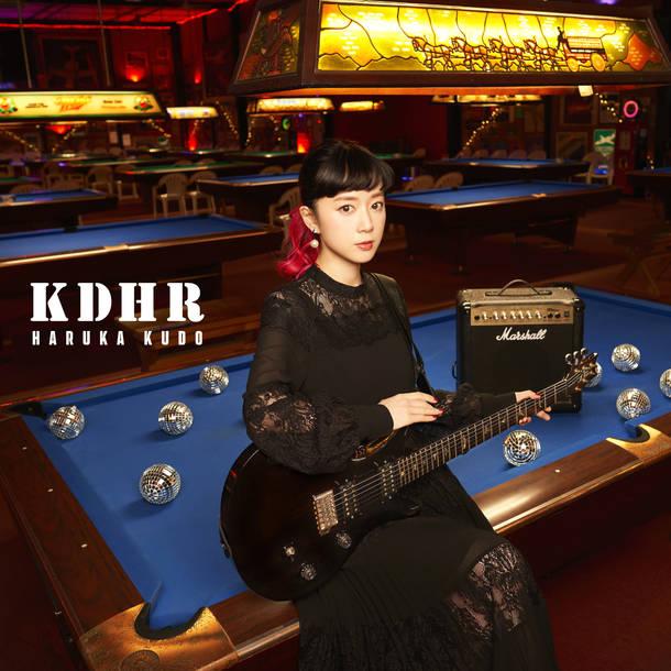 ミニアルバム『KDHR』【TYPE-C】(CD)