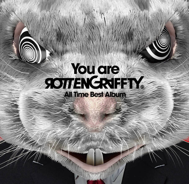 アルバム『You are ROTTENGRAFFTY』【通常盤】(2CD)