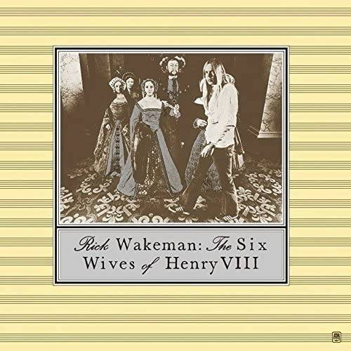 『The Six Wives of Henry VIII』('73)/Rick Wakeman