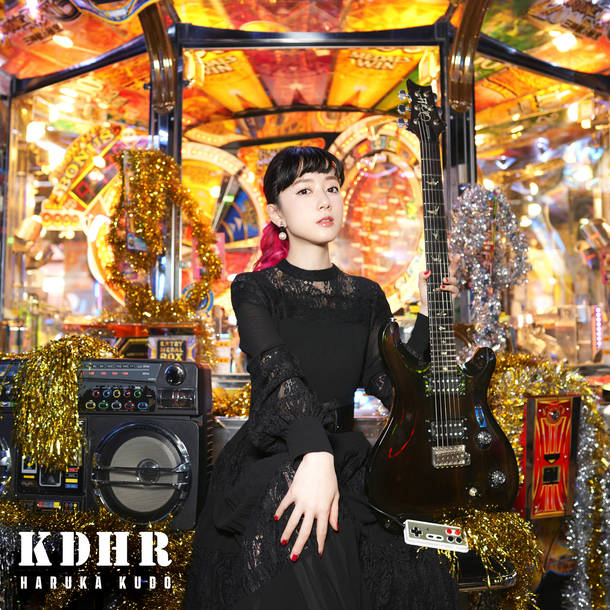 ミニアルバム『KDHR』【TYPE-A】(CD+M-CARD)