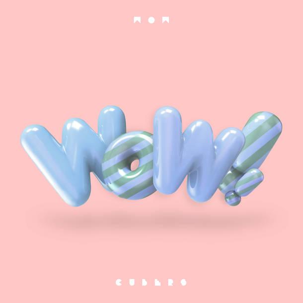 シングル「WOW」【通常盤】(CD)