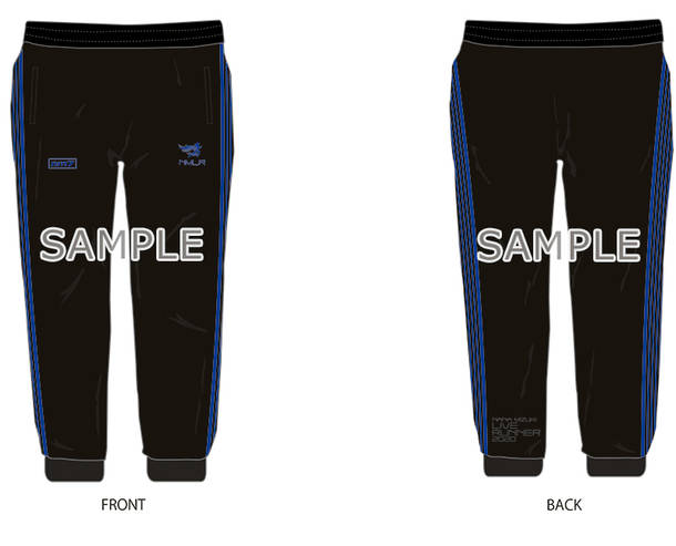 NM-TRACK PANTS -RUNNER Edition-