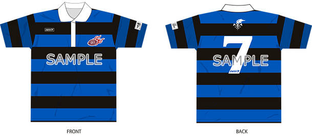 NM-UNIFORM -RUGGER SHIRT-