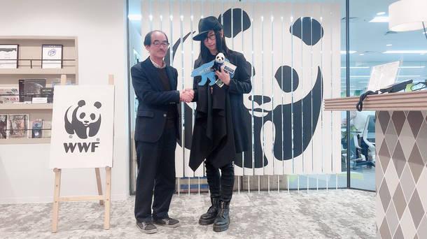 ASAGI × WWFジャパン