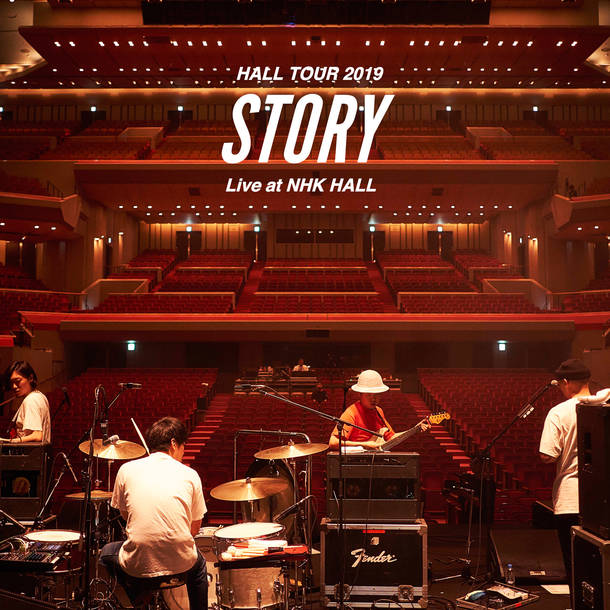 "ライブアルバム『HALL TOUR 2019 ""STORY"" Live at NHK HALL』"