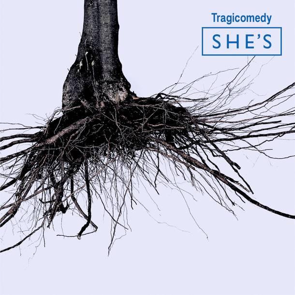 アルバム『Tragicomedy』【通常盤】(CD)