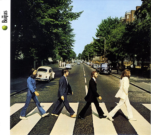 「Something」収録アルバム『Abbey Road』/The Beatles