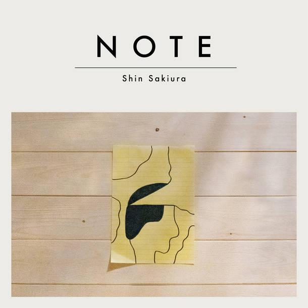 Shin Sakiura『NOTE』