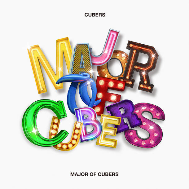 アルバム『MAJOR OF CUBERS』【豪華初回限定盤】(CD+2DVD+PHOTOBOOK(28P))