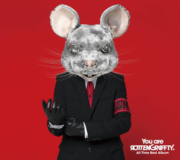 アルバム『You are ROTTENGRAFFTY』【完全生産限定盤】(2CD+BONUS DISC)