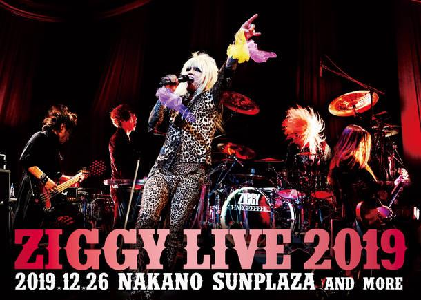 ZIGGY『LIVE 2019 2019.12.26 NAKANO SUNPLAZA AND MORE』