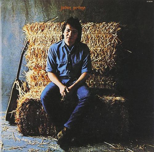 『John Prine』('72)/John Prine