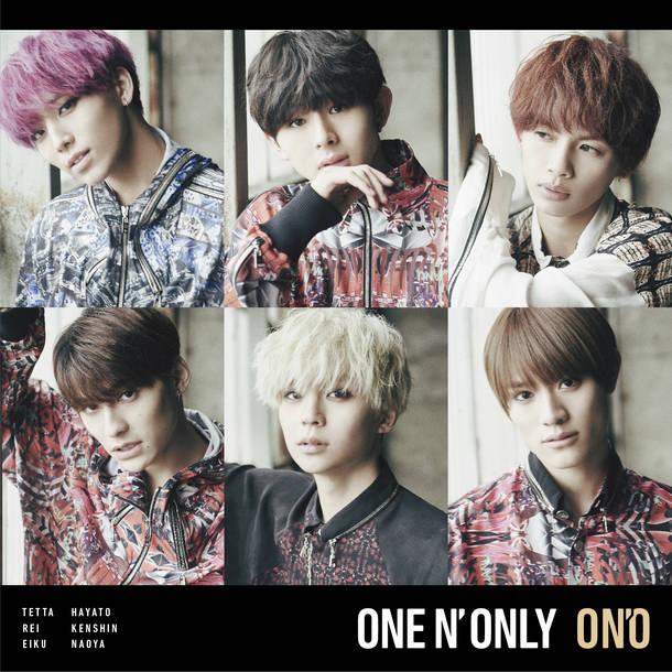 アルバム『ON'O』【TYPE-A】