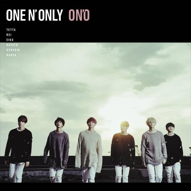アルバム『ON'O』【TYPE-B】