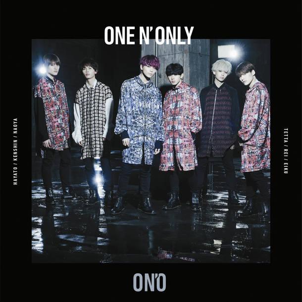 アルバム『ON'O』【TYPE-C(Blu-ray付)】