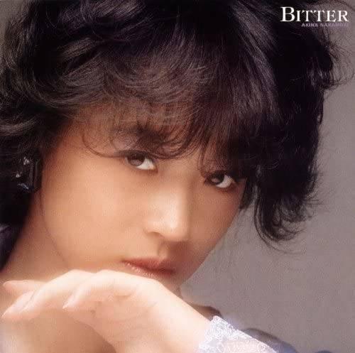 『BITTER AND SWEET』('85)/中森明菜