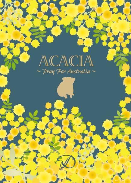 シングル「ACACIA~Pray For Australia~」