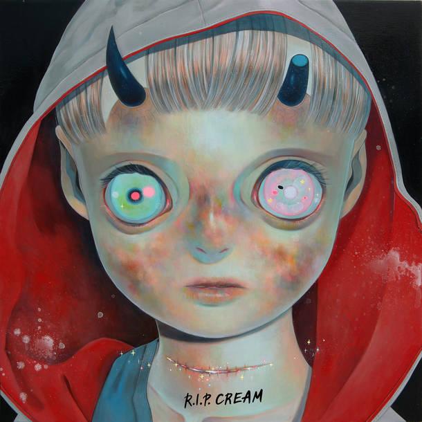 アルバム『R.I.P. CREAM』