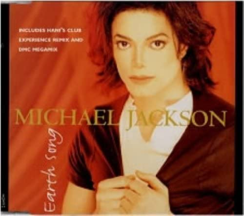 「Earth Song」収録シングル「Earth Song」/Michael Jackson