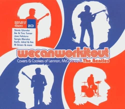 「We Can Work It Out」収録アルバム『We Can Work It Out』/The Beatles